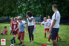 Salford Wolves football activities